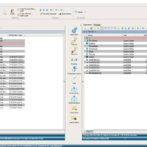 FileVoyager is a freeware dual pane file manager and file viewer for Windows