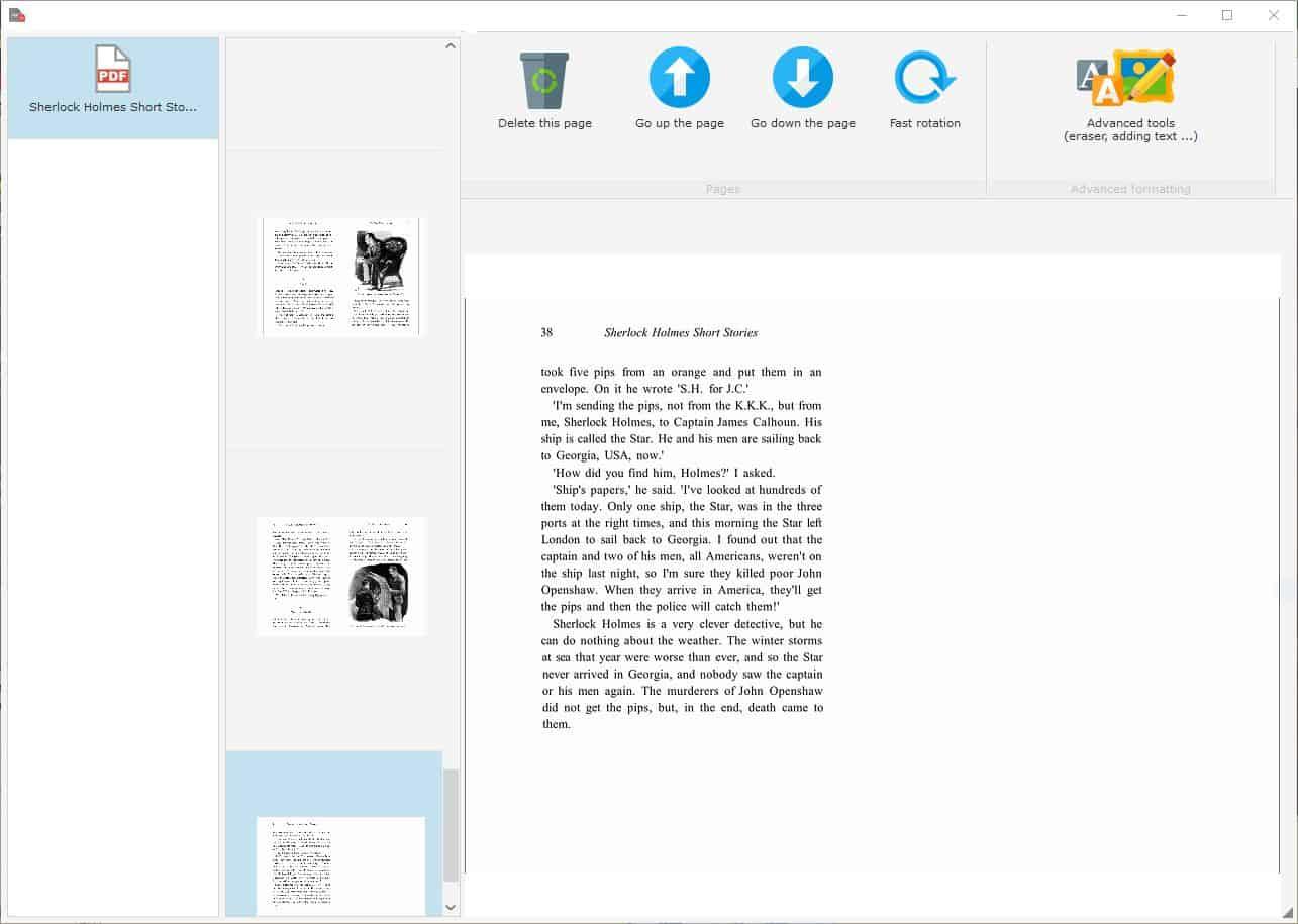 Jsoft PDF Reducer edit