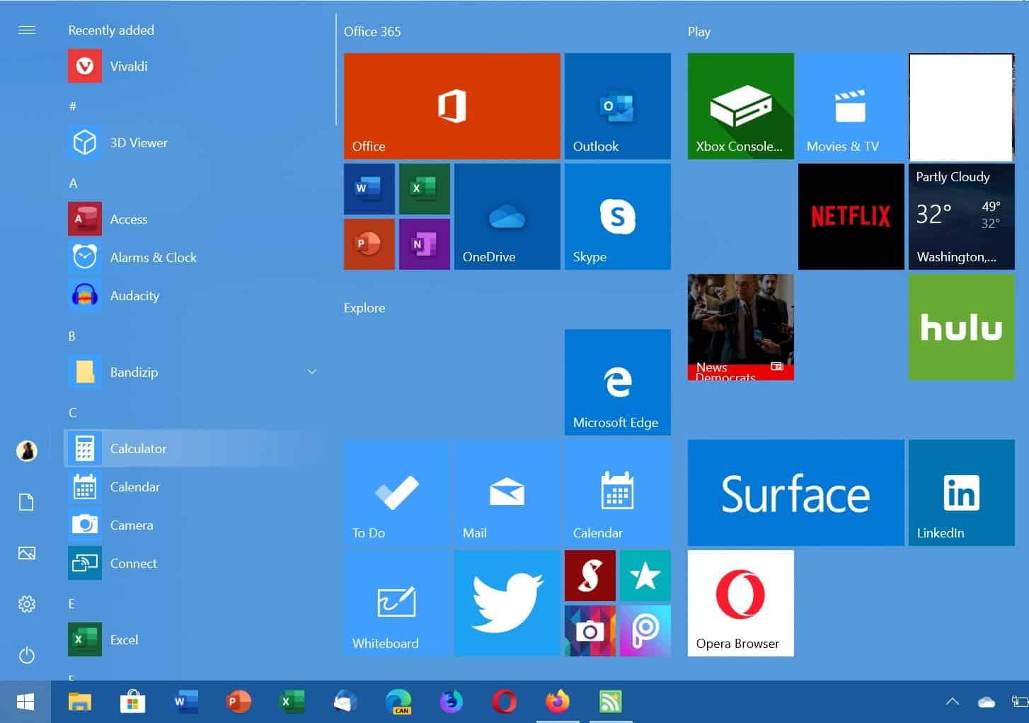 windows 10 suggested apps