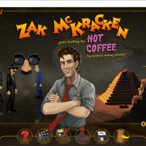 zakmckracken coffee free game