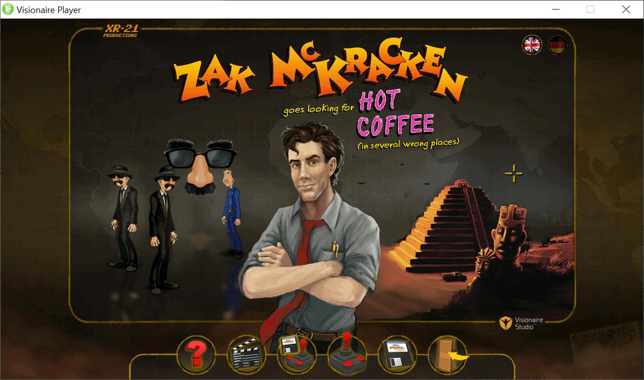 zakmckracken coffee free game