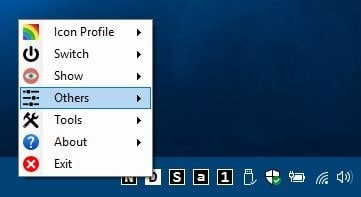 AddLEDs context menu