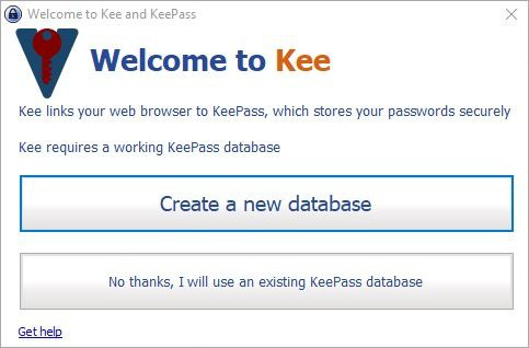 Kee is a Firefox and Chrome extension that can auto-fill passwords from KeePass