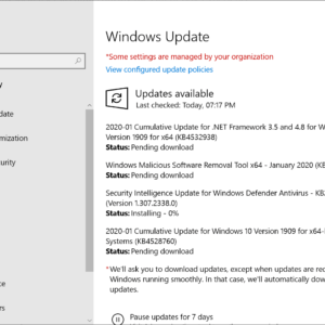 microsoft-windows-security updates january 2020