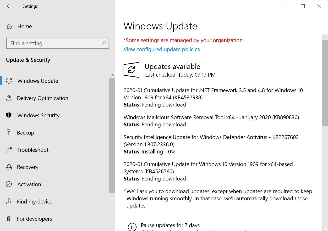 microsoft-windows-security updates january 2020
