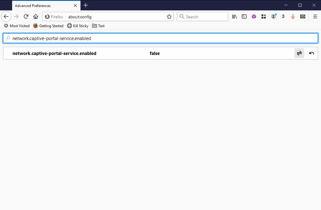 firefox-network.captive-portal-service.enabled