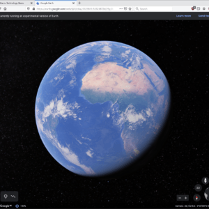google earth firefox