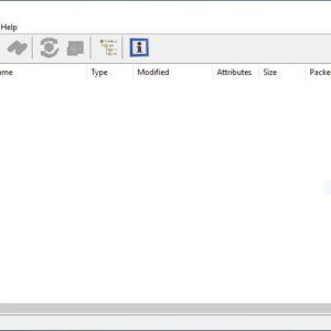 AZip is a basic, lightweight and portable archiving tool
