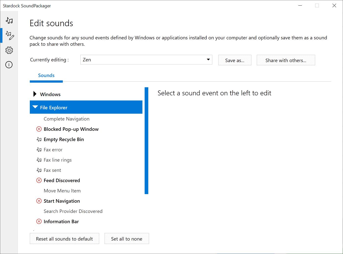 edit sound pack windows