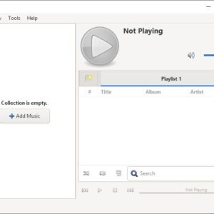 Exaile is an open source and cross platform music player for Windows, macOS and Linux