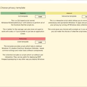 pimpapp windows 10 privacy