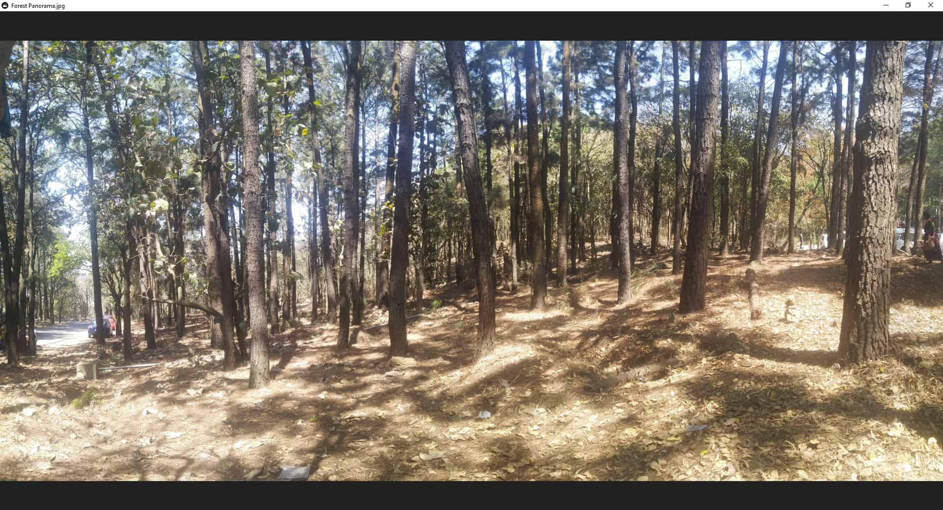 qView panorama