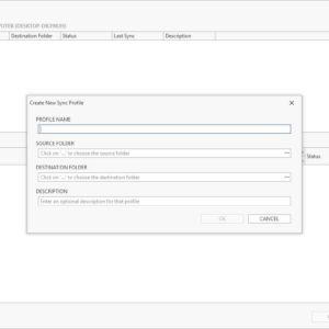 Echosync is a freeware folder synchronization software for Windows