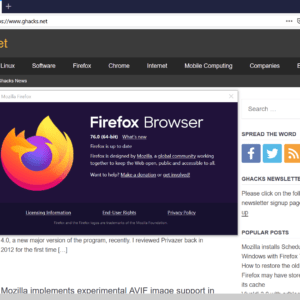 firefox 76.0