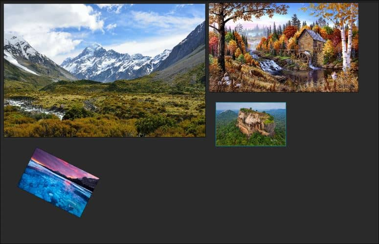 PureRef is a cross-platform reference image viewer