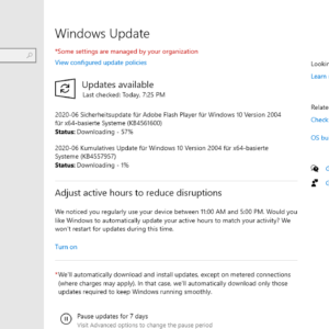 windows security update june 2020