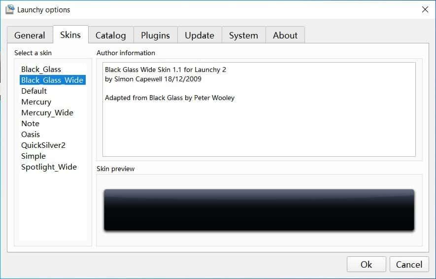 LaunchyQt is a fork of the keystroke launcher program ...