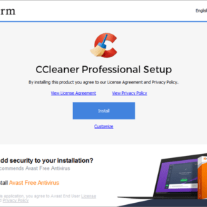 ccleaner third-party offer