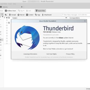 thunderbird 78