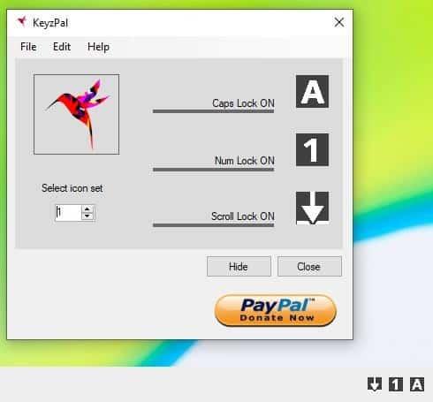 KeyzPal Icon set 1