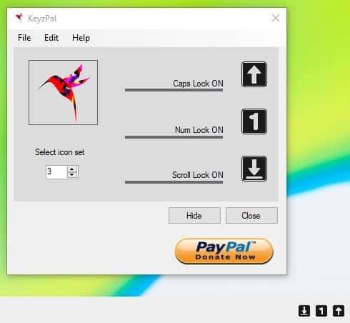 KeyzPal Icon set 3 - on