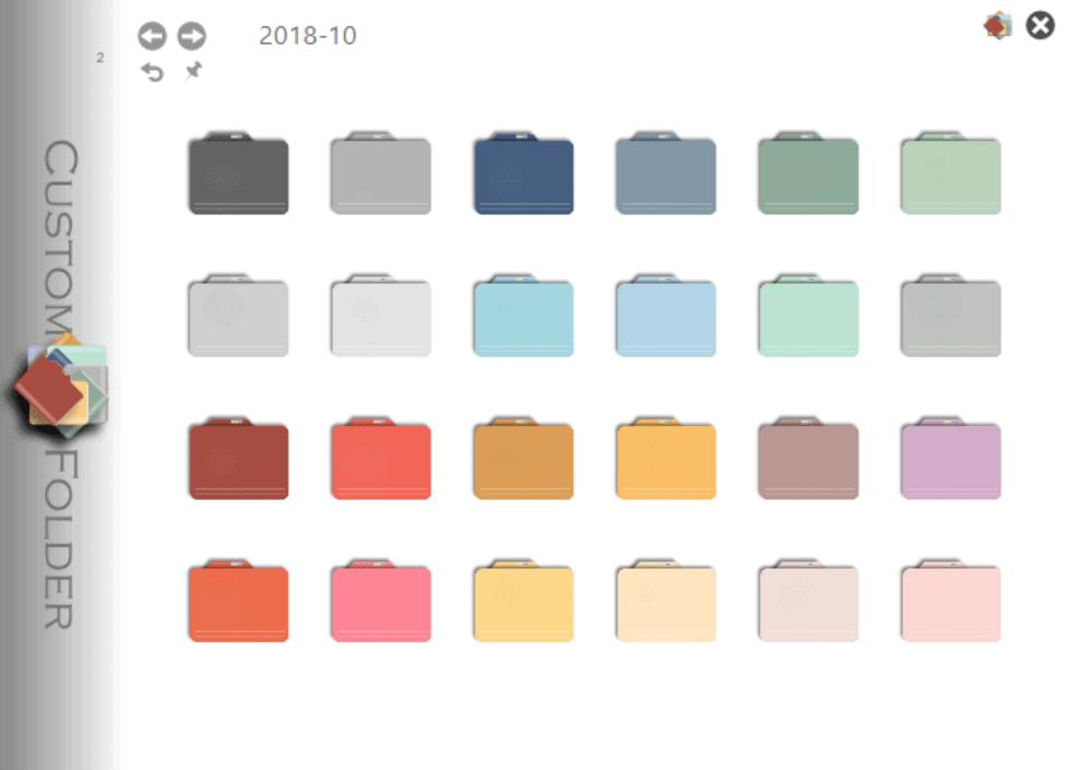 custom folder icon windows
