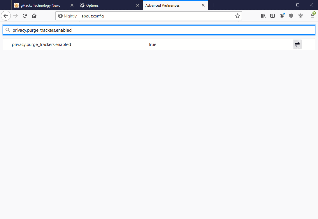firefox redirect tracking protection