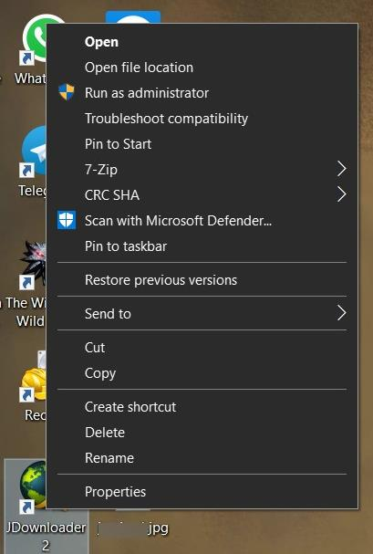 How to fix blurry text in programs on Windows 10 - step 1
