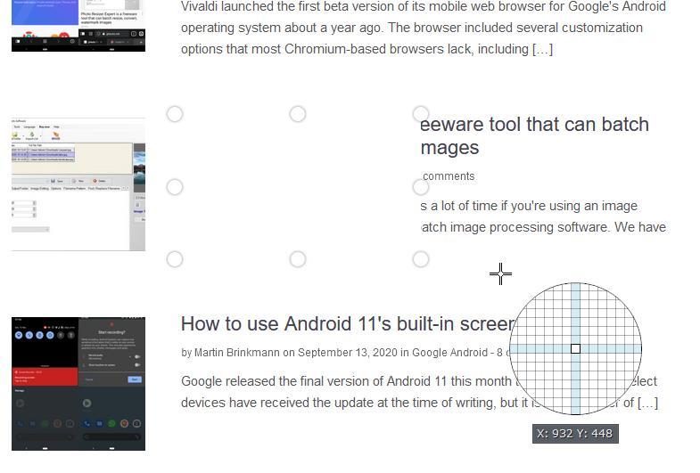 ShareX update brings a Smart Eraser, new hotkeys and more