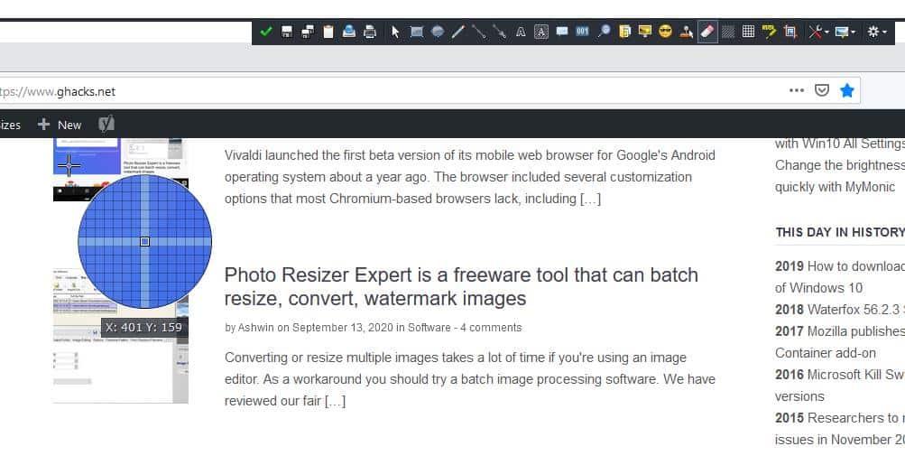 ShareX smart eraser example 2