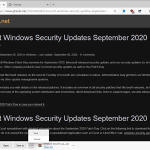 microsoft edge downloads prompt