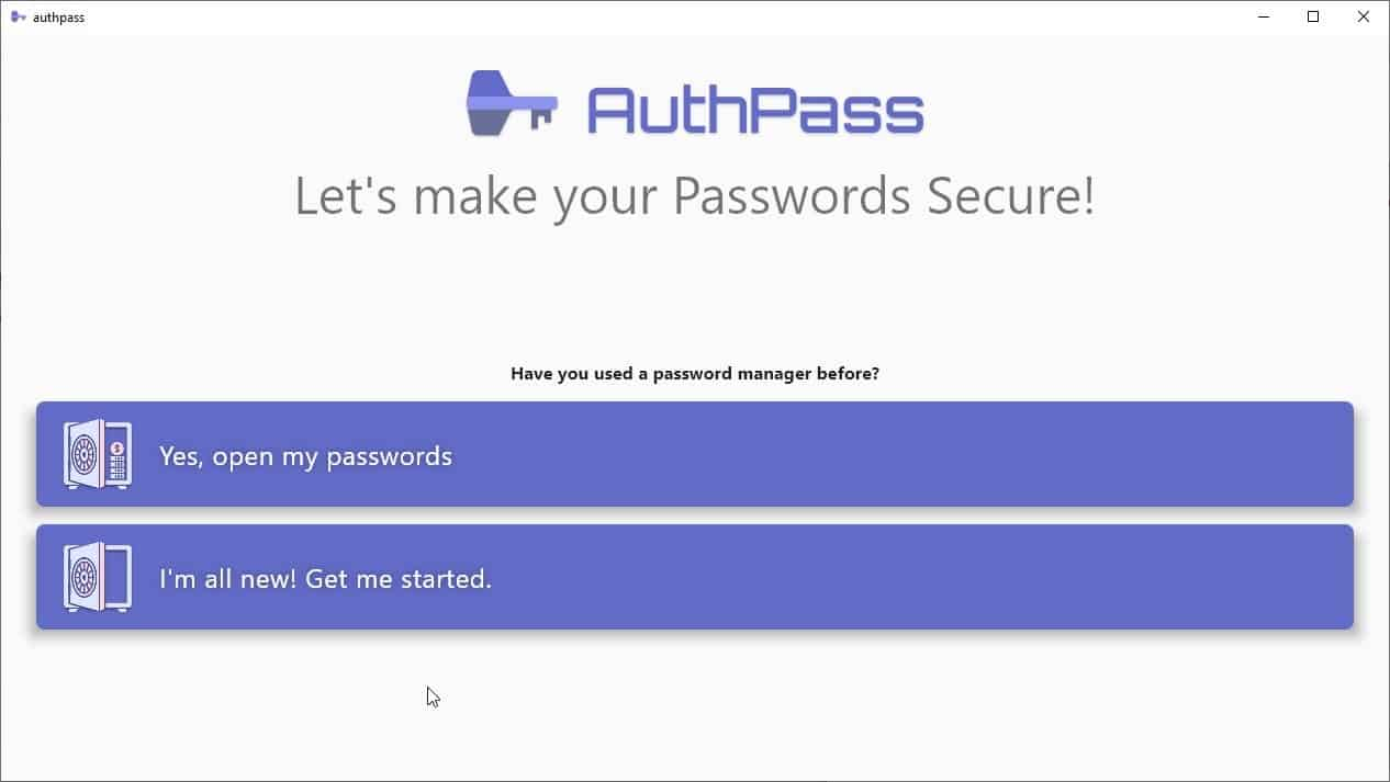 AuthPass is an open source, cross-platform password manager that supports KeePass database files