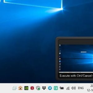 SnapCrab is a freeware screenshot tool from the developer of Sleipnir