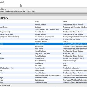 Tuniac is a freeware music player for Windows