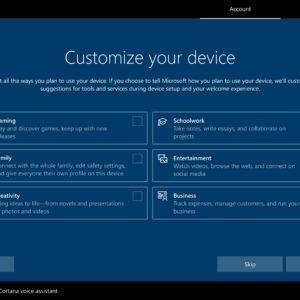 customize your windows 10