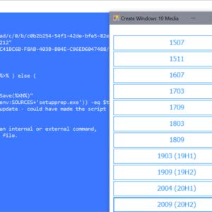 download old windows 10 isos