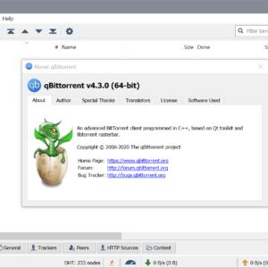 qbittorrent 4.3.0