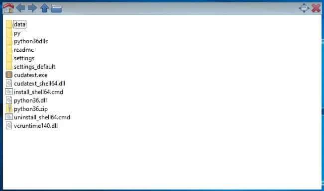 QuickWayToFolders folder browser