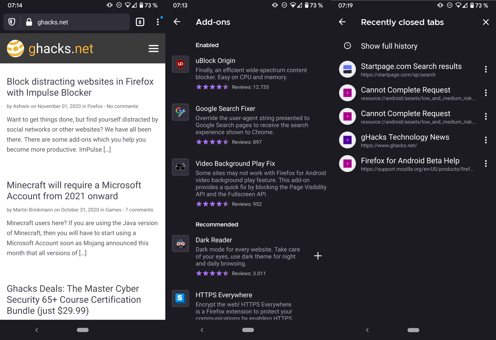 firefox 82 android