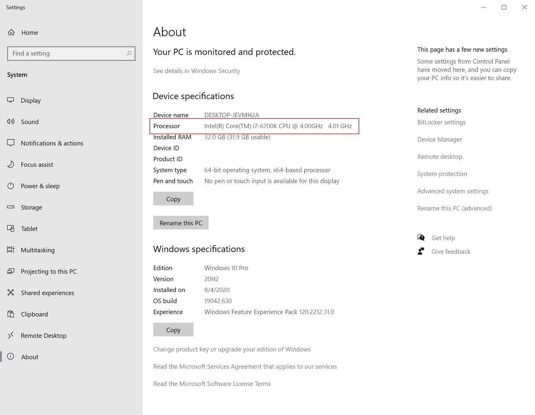 intel cpu security issue