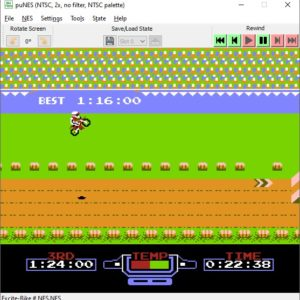 puNES is an open source NES emulator for Windows and Linux