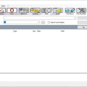 Batch rename files, change the timestamp, or archive files to a directory of your choice with Alternate Archiver