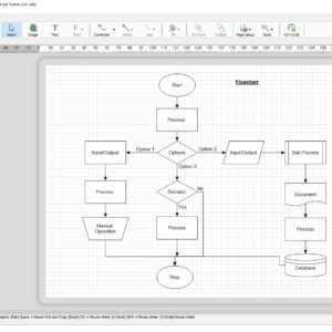 Create flowcharts, Venn diagrams, mind maps, and more with ClickCharts