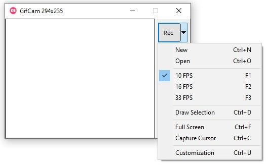 GifCam 6.5 Update