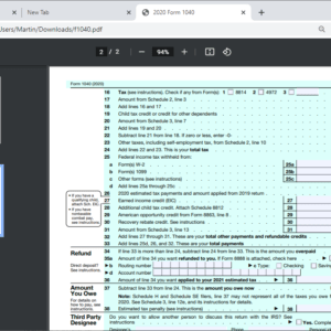 chrome new pdf viewer