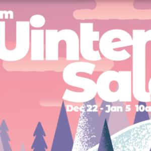 steam winter sale 2020