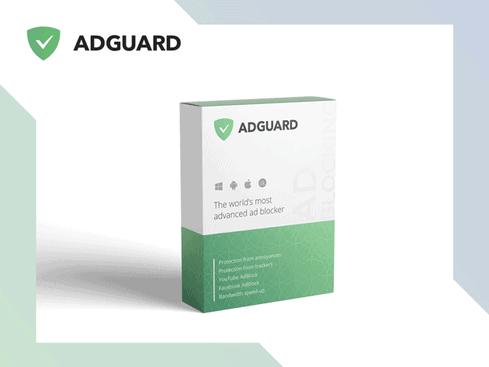 Ghacks Deals: AdGuard: Lifetime Subscription (66% off)
