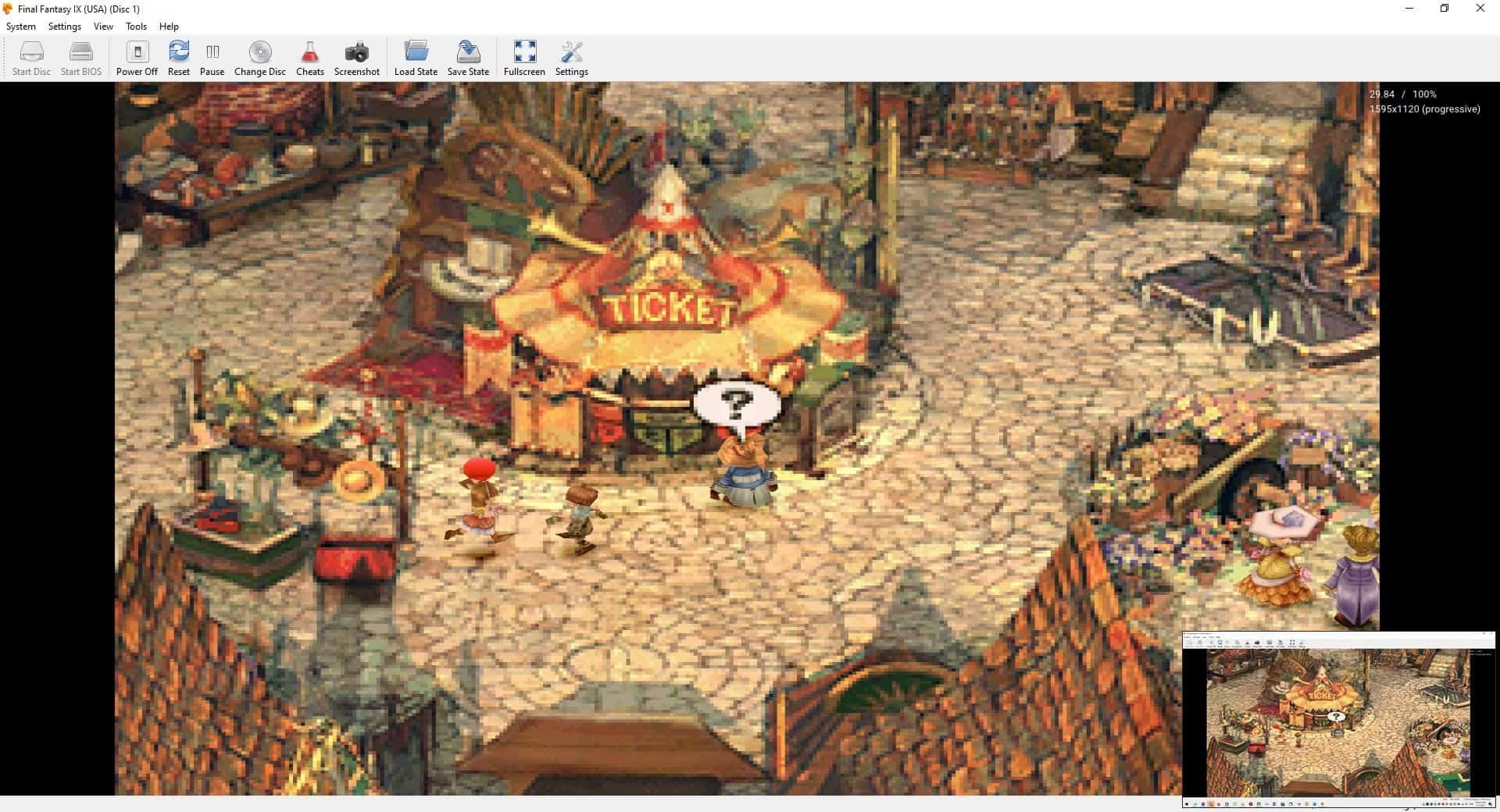 Duckstation emulator example
