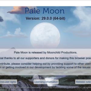 pale moon 29