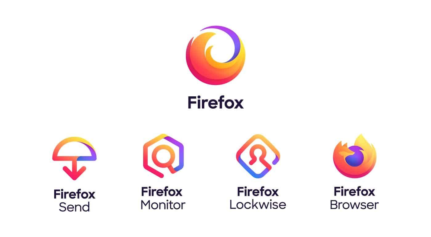 Firefox parent logo